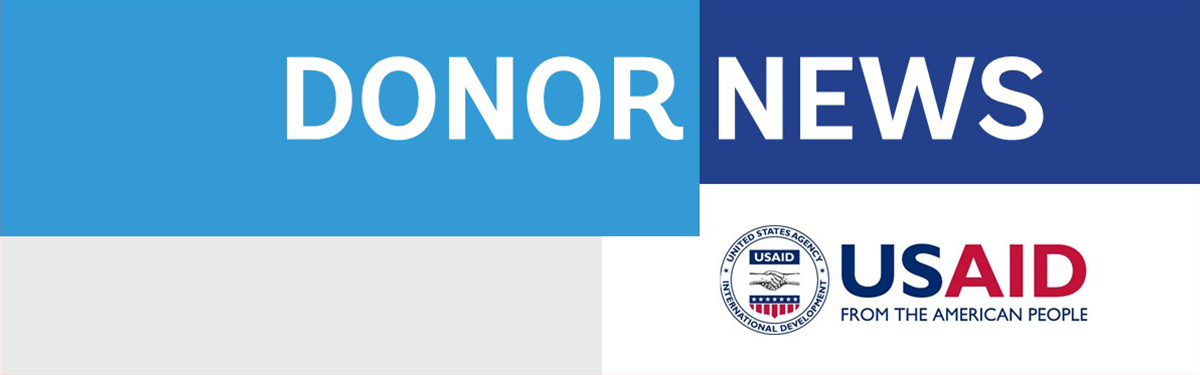Donor News: USAID