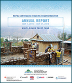 Annual Report of the Nepal Earthquake Housing Reconstruction MDTF
