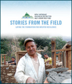 Stories from the Field: Laying the Foundation for Greater Resilience