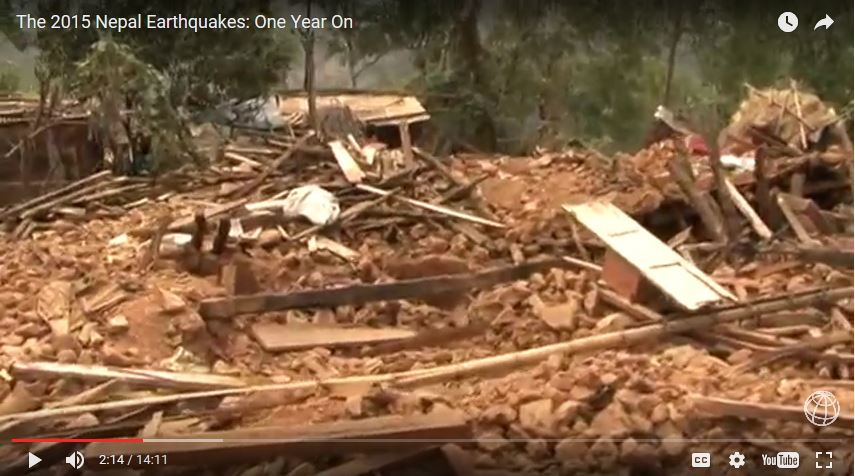 Video: Scope of the Disaster